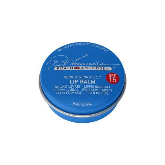 Image of RA Lip Balm SPF 15 20ml tin.
